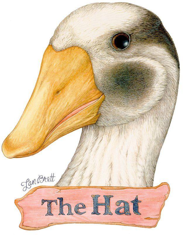 Jan Brett The Hat Animals 1000+ images about jan brett preschool story ...