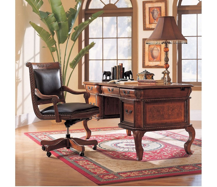 Aspen Home Napa Writing Desk. 113 best Office images on Pinterest   Furniture decor  Recliners