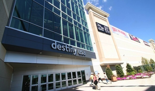 Destiny usa mall - Syracuse
