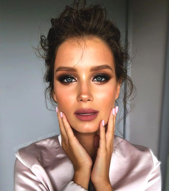 12 Glam Night Out Makeup Ideas That You Can Wear Every Season
