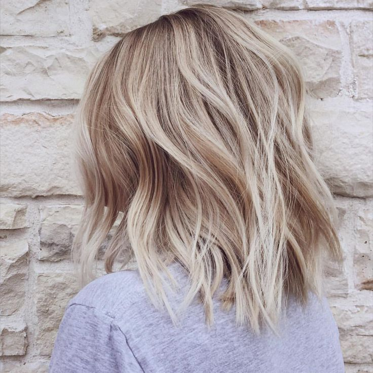 love short blonde hair styles