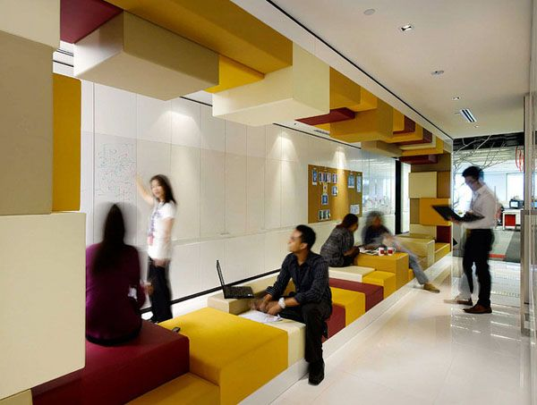 collaborative office collaborative spaces 320. 20+ Creative \u0026 Inspiring Office Designs Collaborative Spaces 320 O