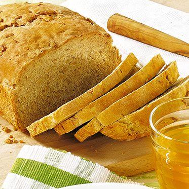 Sonnenblumenbrot - Rezept für den Brotbackautomat
