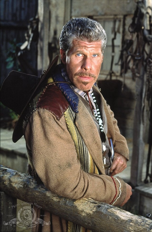 Ron Perlman as Josiah Sanchez, Magnificent Seven