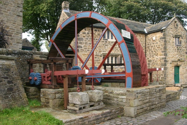 Yorkshire Mining Museum...Wakefield West Yorkshire - worth a visit