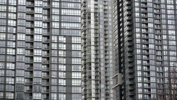 Condo market joins in Toronto's real estate boom