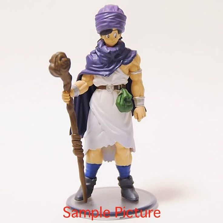 Dragon Quest Hero Character Figure Collection Vol.2 Square Enix JAPAN WARRIOR #SquareEnix