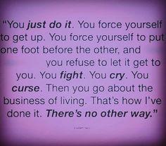 Yep..TRUTH every day !! Chiari Warrior's Life