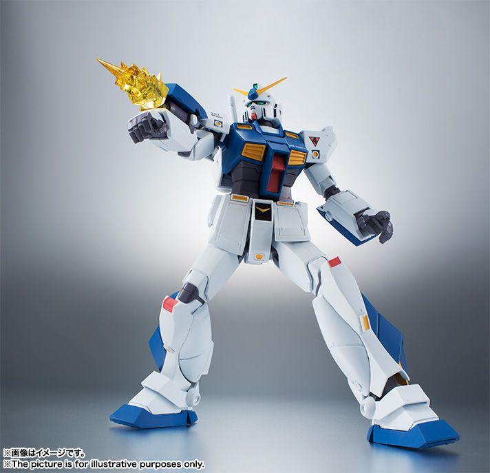 A.N.I.M.E Japan version THE ROBOT SPIRITS /<SIDE MS/> RX-78NT-1 Gundam NT-1 ver