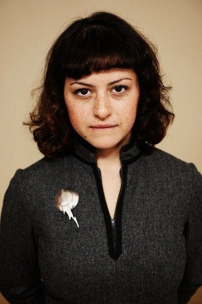 Alia Shawkat, Lip biting any man's kryptonite.