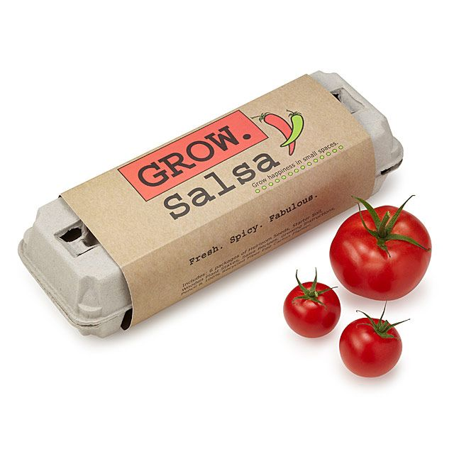 present idea: Salsa Grow Kit