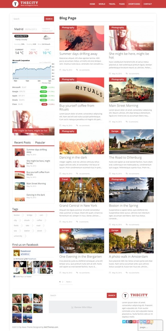 The 141 Best Images About Online Newspaper Layout On Pinterest