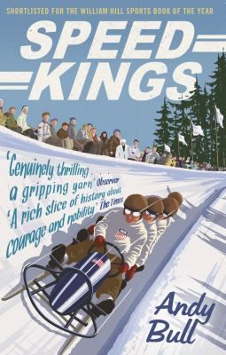 Cross Sports Book Awards 2016: The Times BIography of the Year.  Andy Bull - Speed kings