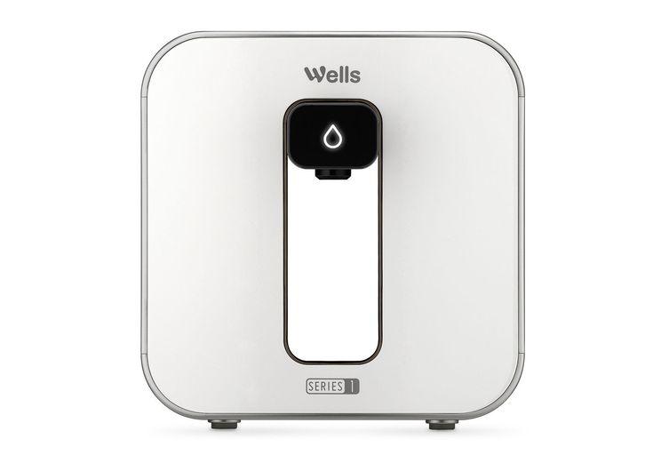 Wells Series1 | Water purifier | Beitragsdetails | iF ONLINE EXHIBITION