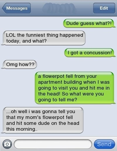 haha so funny didnt c that one coming....