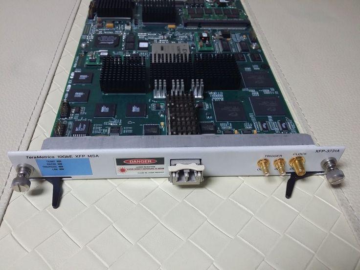 Spirent Smartbits XFP-3731A 10GBase Ethernet, XFP MSA, 1-slot, TeraMetrics…
