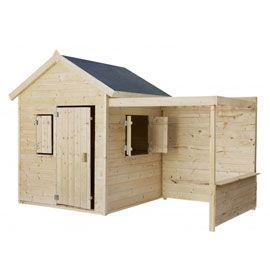 1000 id es sur le th me maisonnette en bois sur pinterest plans d 39 abris plans de ch teau pour. Black Bedroom Furniture Sets. Home Design Ideas