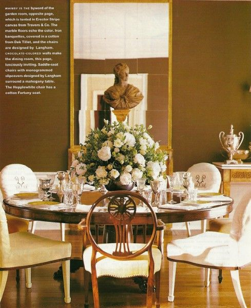 152 Best Images About Designer Richard Keith Langham On Pinterest Veranda Magazine Palm