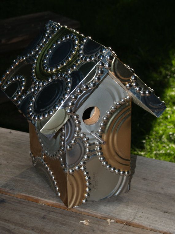 .A birdhouse.