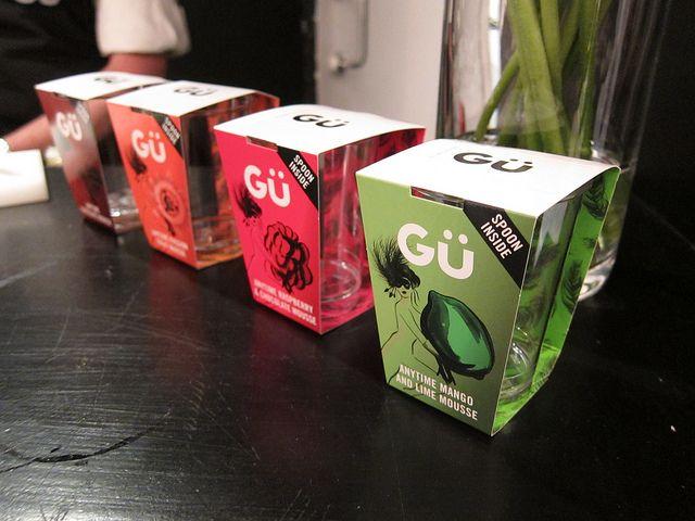 Gu Puds packaging