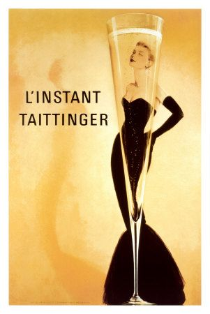 It has to be Taittinger