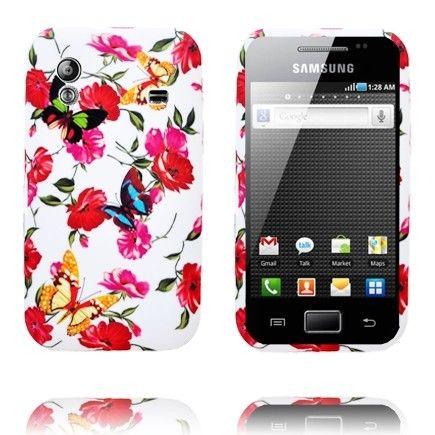 Paradise Have (Rød og Hvid Have) Samsung Galaxy Ace Cover