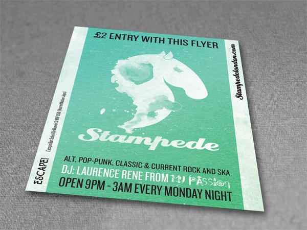 31 best Flyers and Posters images on Pinterest Flyer design - flyer examples