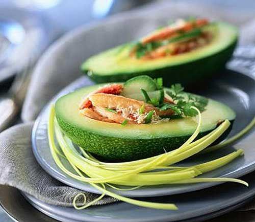 Abacate:fruta bem utilizada na França