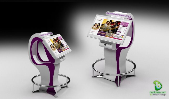 Modular Display Design 2 by Brian Dale Garcia at Coroflot.com