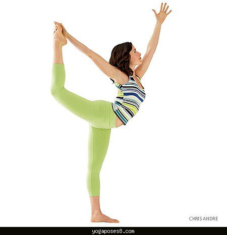 cool Yoga poses for dancers