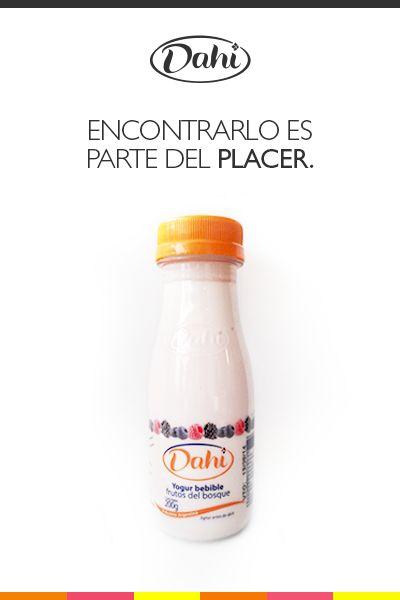 ¡Buscá el tuyo y disfrutá del verdadero yogur!  #Dahi #ElVerdaderoYogur