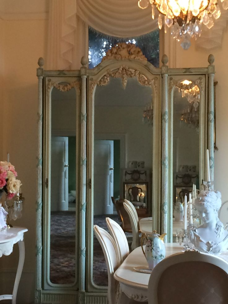 Stunning Antique French Armoire
