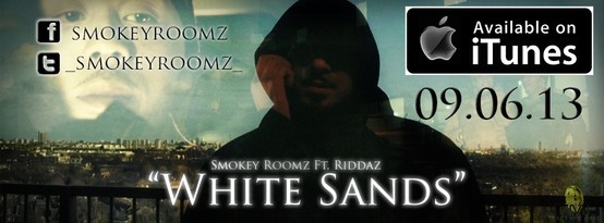 """WHITE SANDS"" SINGLE  AVAILABLE FOR DOWNLOAD FROM iTUNES - 9TH JUNE 2013 - © 2012 TMI Film, A Division Of TraceMeInc. Website: http://www.smokeyroomz.com  Facebook Pages: http://www.facebook.com/smokeyroomz https://www.facebook.com/pages/Smokey-Roomz-White-Sands-Video/612626935433047?id=612626935433047=app_57675755167  Follow On Twitter: http://www.twitter.com/@_SmokeyRoomz_  TMI (TraceMeInc) Website: http://www.tracemeinc.com  Facebook Page: https://www.facebook.com/TraceMeIncorporated"