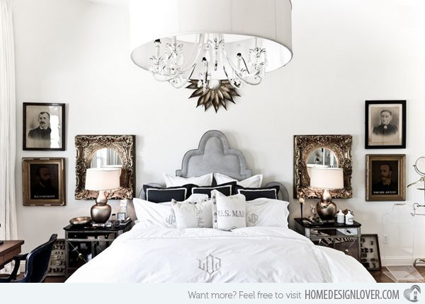 15 awesome antique bedroom decorating ideas - Bedroom Vintage Ideas