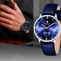 Description:  1.Brand Name:WWOOR 2.Case Material:Stainless Steel 3.Dial Material Type:Alloy 4.Moveme