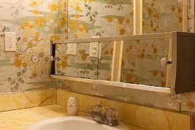 1970s bathroom wallpaper
