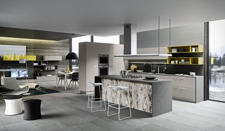 Scopri il programma ONE_K attraverso la cucine ONE_K_HANDLE_5 http://www.siloma.it/portfolio/one_k_handle_5/ #Siloma #ONE_K_HANDLE #One_K