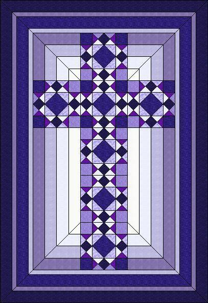 Christian Cross Pattern 45 best images about Q...