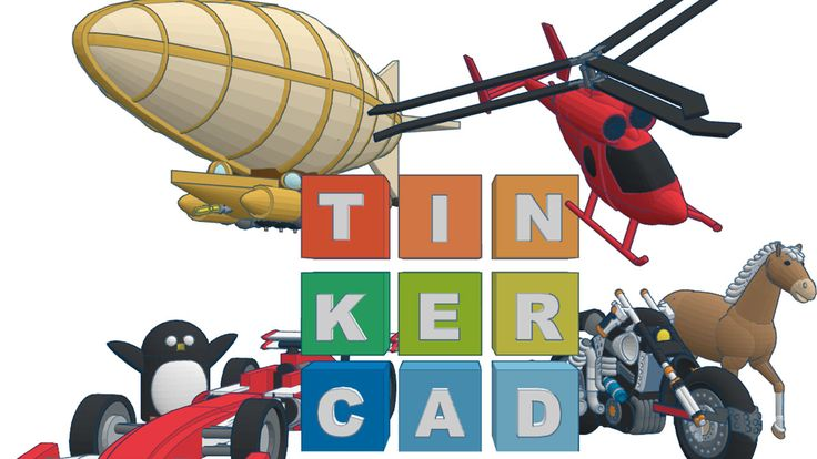 Free 3D Software: Tinkercad from Autodesk