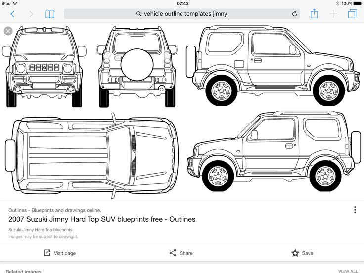11 best blueprint images on pinterest cool cars model and samurai find this pin and more on jimny design by rojwhiteley malvernweather Choice Image