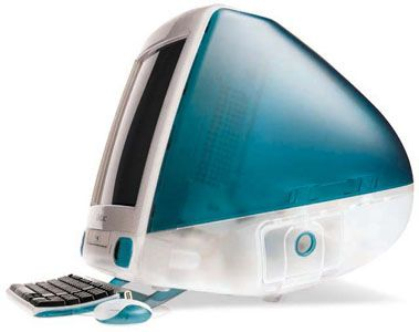 Original iMac. Bondi Blue only.