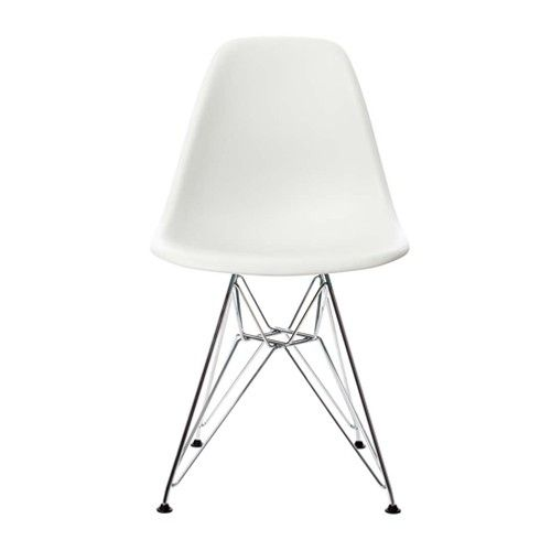 Vitra Eames #diningchairs #velvetchair #chairdesign comfortable chair, modern chairs ideas, side chair | See more at http://modernchairs.eu