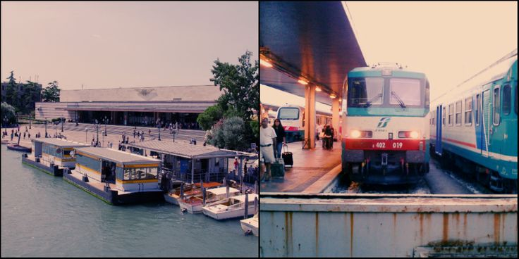 Вокзал Санта-Лючия (Stazione di Venezia Santa Lucia) | Венецианская сказка
