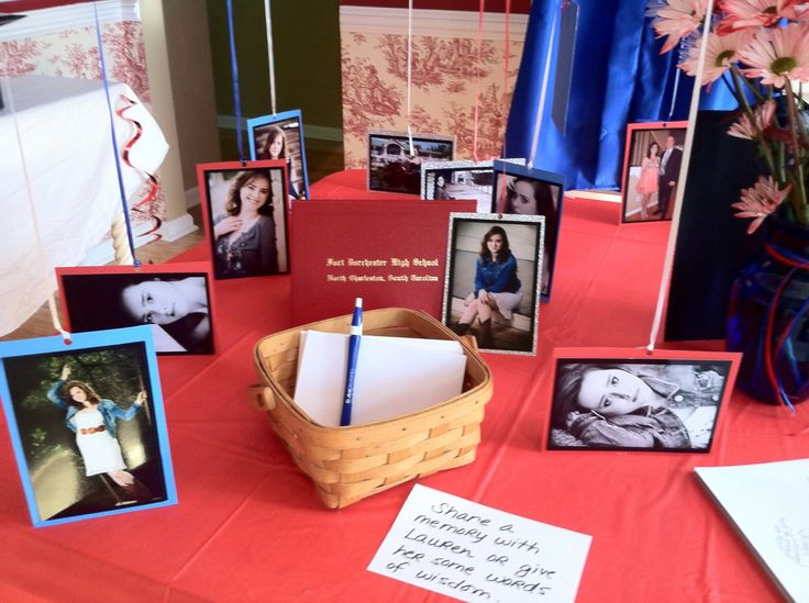 1000 ideas about graduation table centerpieces on for 8th grade graduation decoration ideas