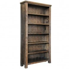 Asten Wide Bookcase BSLD1874