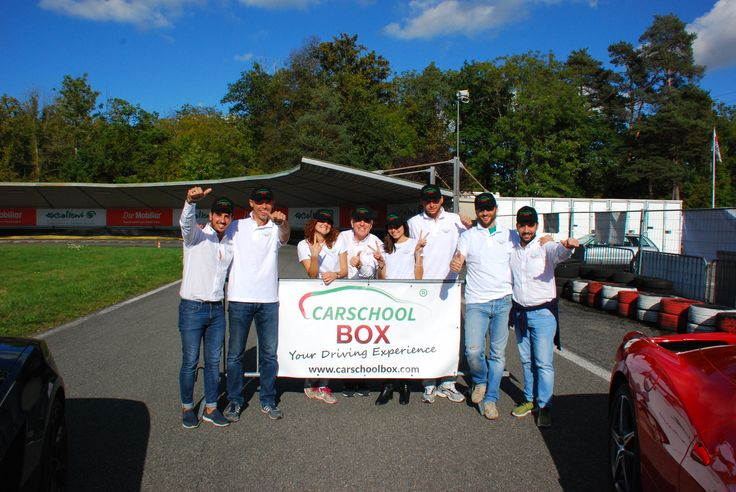 #carschoolboxTeam