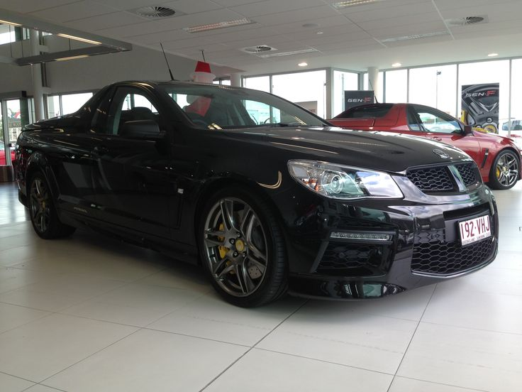 The Limited Edition VFF #HSV #GTSMaloo at #MotoramaCityHolden