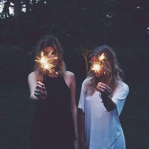 dark, friendship, and vibe image