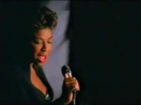 Nat & Natalie Cole: Unforgettable  The intertwining of two beautiful voices... father and daughter...