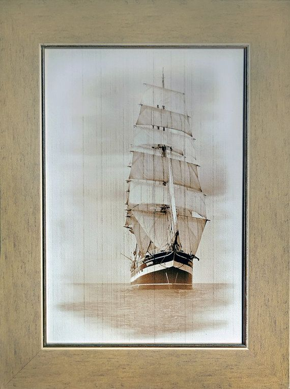 Check out Sail over the ocean on knittedsea